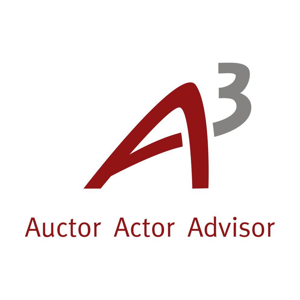 Partnerlogo AAA Auctor Actor Advisor GmbH