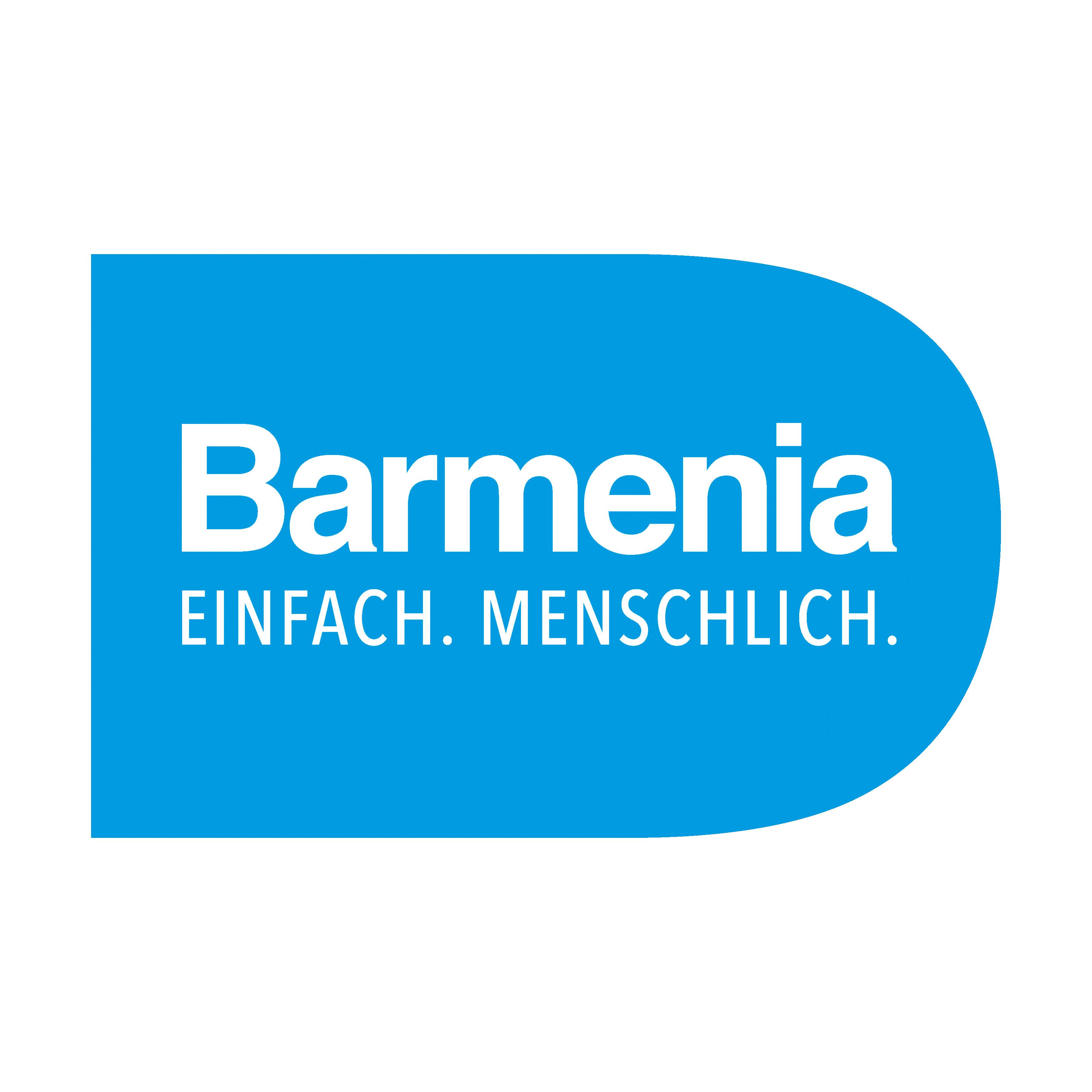 Partnerlogo Barmenia Krankenversicherung AG