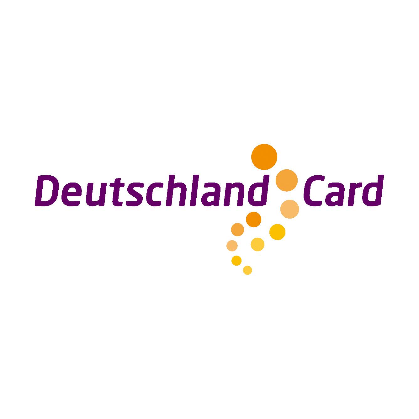Partnerlogo DeutschlandCard GmbH