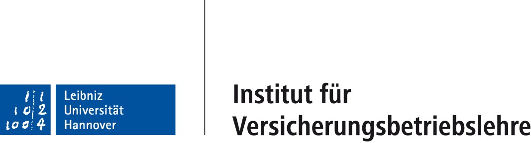 Partnerlogo Leibniz Universität Hannover Versicherungsbetriebslehre