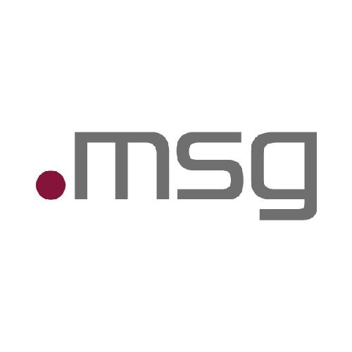 Partnerlogo msg systems ag Unternehmensgruppe