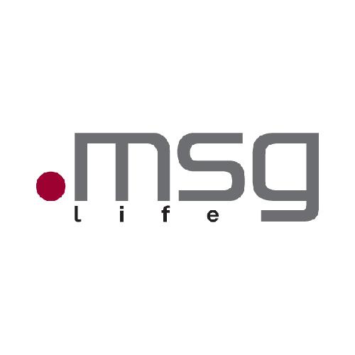 Partner: Logo msg life