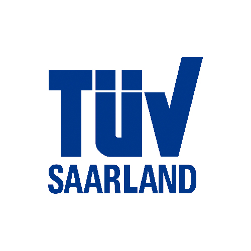 Partnerlogo TÜV Saarland Holding GmbH