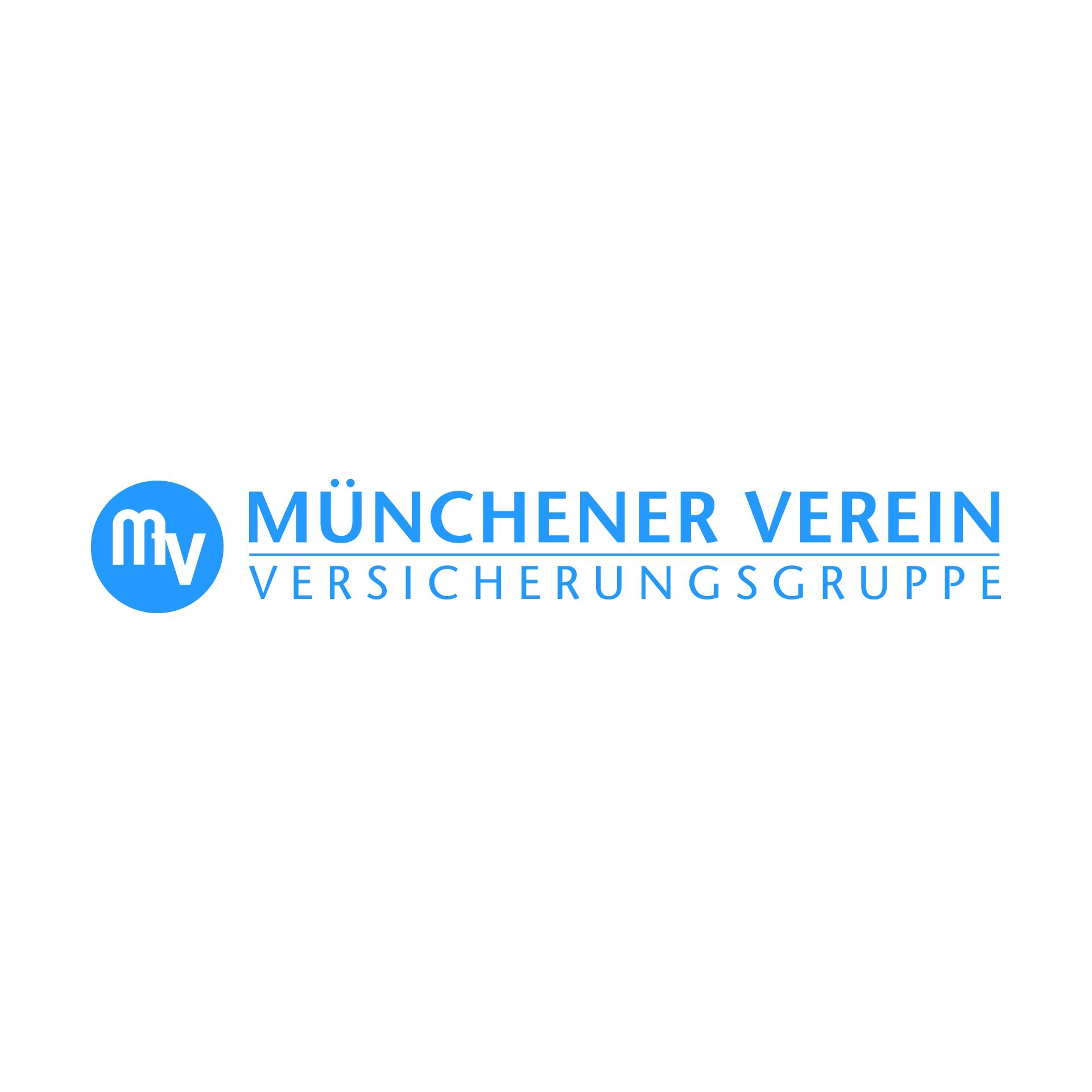 Partnerlogo MÜNCHENER VEREIN Versicherungsgruppe