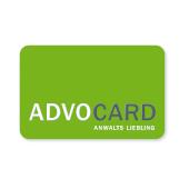 Partnerlogo Advocard Rechtsschutzversicherung AG